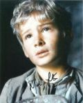 Mark Lester (Oliver) - Genuine Signed Autograph 6670